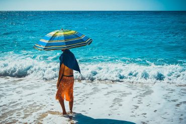 Sonnenschutz Malediven