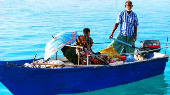 Transfer zur Malediven Insel