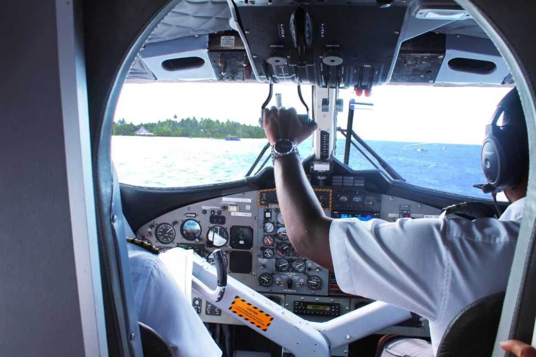 Malediven Transfer Insel