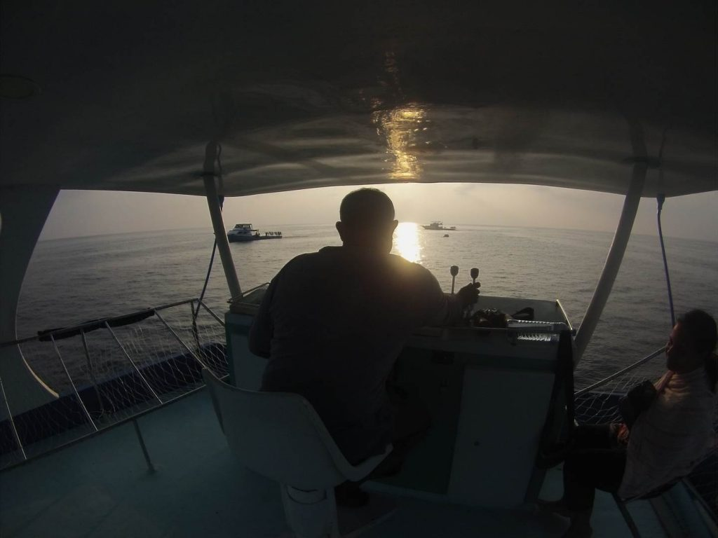 Malediven Fisher