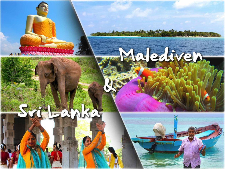 Sri Lanka Malediven Kombi Reise Urlaub