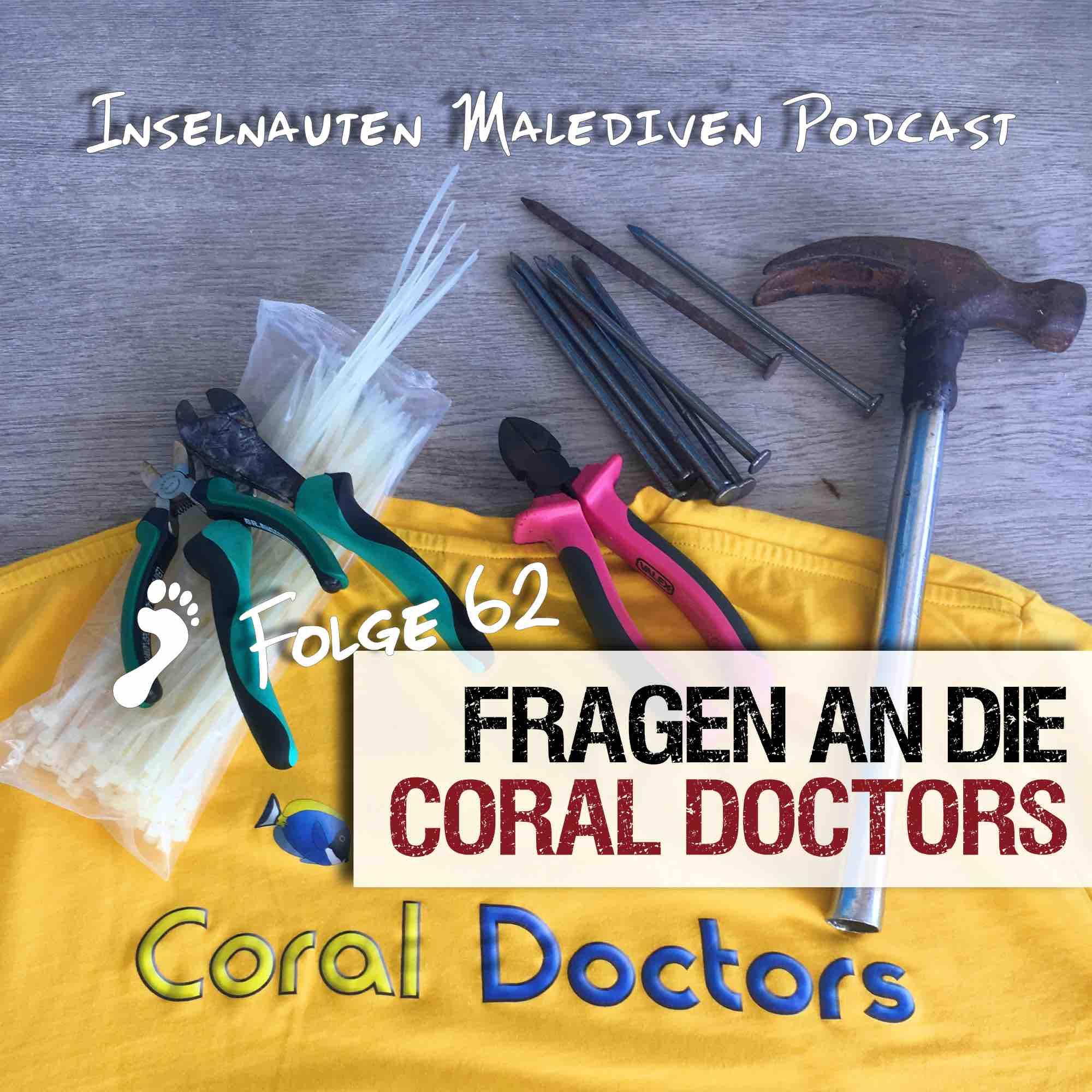 Coral Doctors Podcast Fragen
