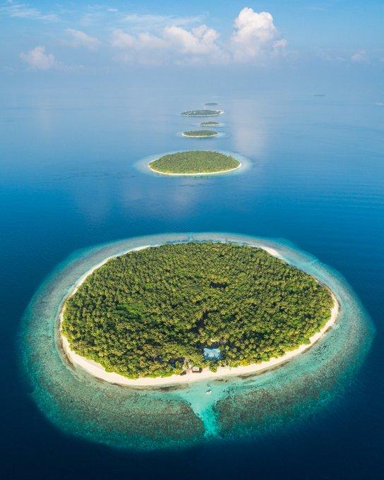 Drohne Malediven Geheimtipp und Erlaubnis
