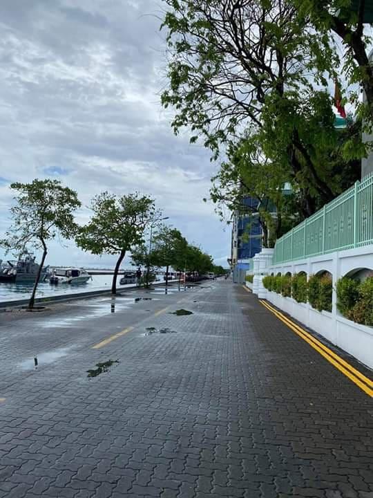Corona Malediven 3