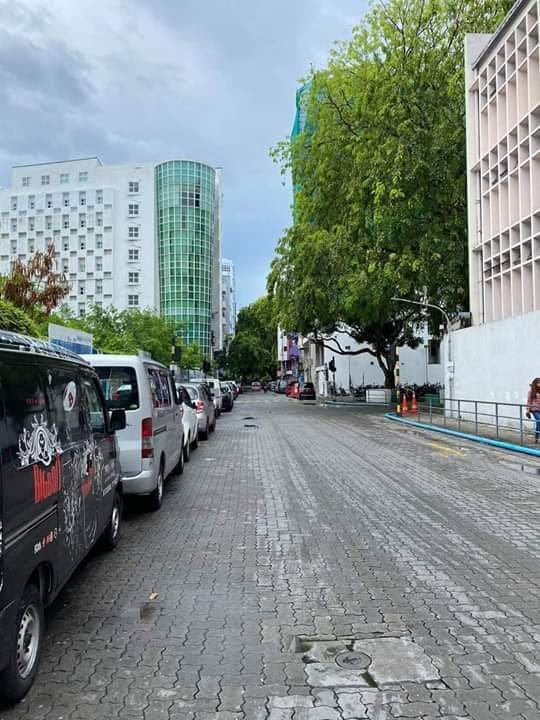 Corona Malediven 2