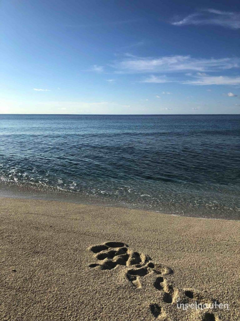 Der schönste Strand der Malediven