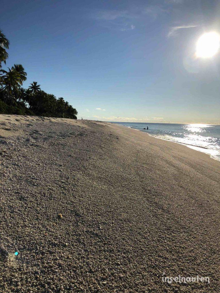 Top 1 Malediven Strand